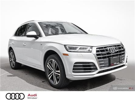 2020 Audi Q5 45 Technik (Stk: 9987) in Windsor - Image 1 of 30