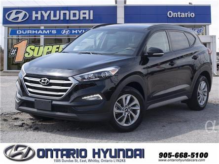 2018 Hyundai Tucson SE 2.0L (Stk: 15351K) in Whitby - Image 1 of 20