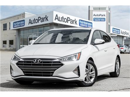 2019 Hyundai Elantra Preferred (Stk: ) in Mississauga - Image 1 of 20