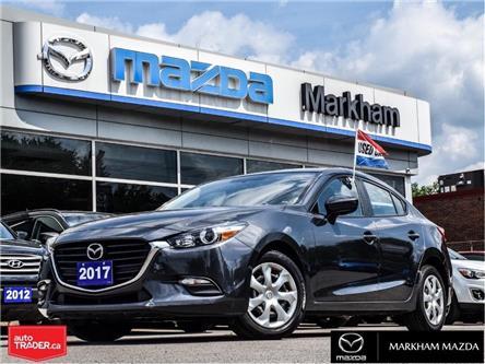 2017 Mazda Mazda3  (Stk: Z200289A) in Markham - Image 1 of 20