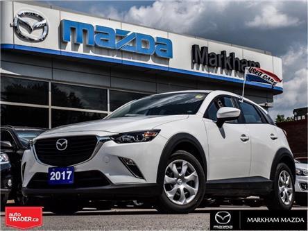 2017 Mazda CX-3 GX (Stk: P2000) in Markham - Image 1 of 25