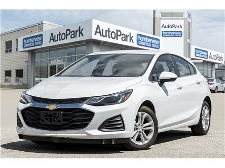 2019 Chevrolet Cruze LT (Stk: APR7496) in Mississauga - Image 1 of 19
