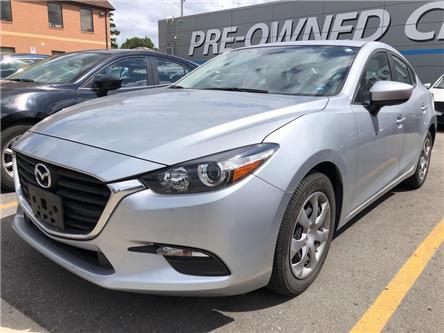 2017 Mazda Mazda3  (Stk: P2886) in Toronto - Image 1 of 20