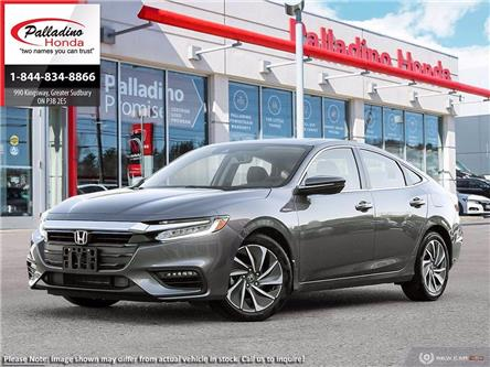 2020 Honda Insight Touring (Stk: 22678) in Greater Sudbury - Image 1 of 23