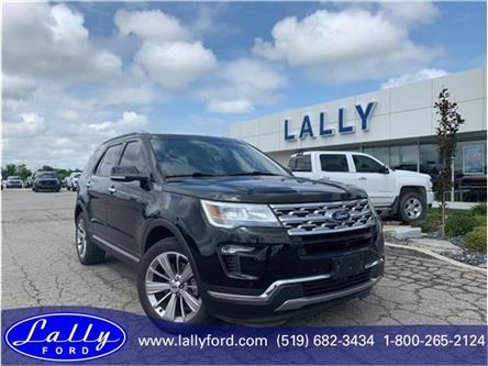 2018 Ford Explorer Limited (Stk: 5146A) in Tilbury - Image 1 of 19
