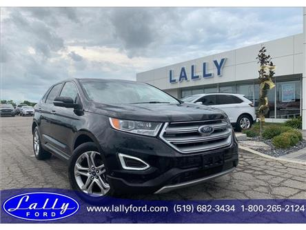 2018 Ford Edge Titanium (Stk: 26680a) in Tilbury - Image 1 of 16