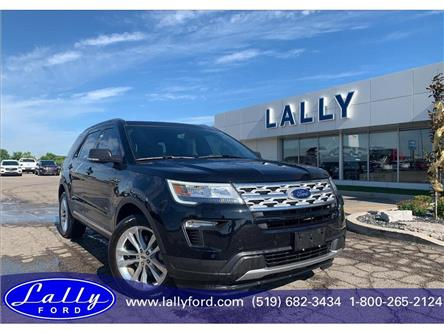 2019 Ford Explorer XLT (Stk: 26541a) in Tilbury - Image 1 of 20