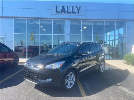 2015 Ford Escape Leather, Sunroof, Reverse Camera, Heated Seats, (Stk: 00100A) in Tilbury - Image 1 of 22