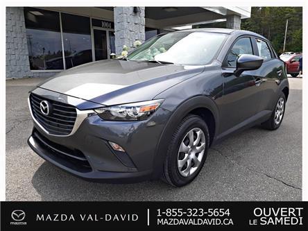 2017 Mazda CX-3 GX (Stk: B1838) in Val-David - Image 1 of 22