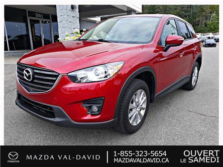 2016 Mazda CX-5 GS (Stk: B1837) in Val-David - Image 1 of 25