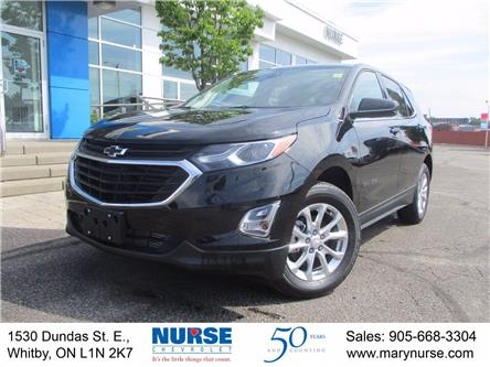 2020 Chevrolet Equinox LT (Stk: 20T140) in Whitby - Image 1 of 25