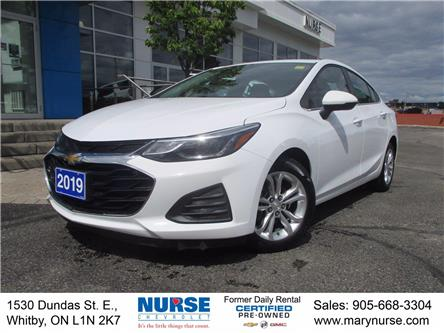 2019 Chevrolet Cruze LT (Stk: 10X344) in Whitby - Image 1 of 27