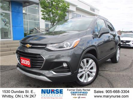2020 Chevrolet Trax Premier (Stk: 10X366) in Whitby - Image 1 of 26