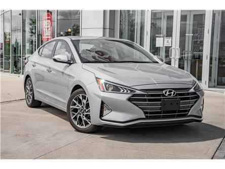 2020 Hyundai Elantra Luxury (Stk: 929908T) in Brampton - Image 1 of 23