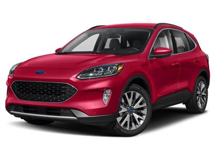 2020 Ford Escape Titanium Hybrid (Stk: 206520) in Vancouver - Image 1 of 9