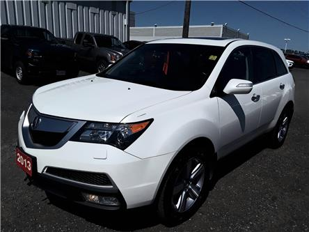 2013 Acura MDX Technology Package (Stk: L380A) in Thunder Bay - Image 1 of 24