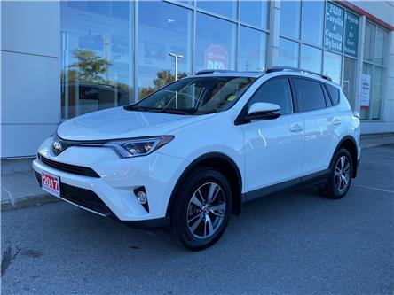 2017 Toyota RAV4 XLE (Stk: W5116) in Cobourg - Image 1 of 27