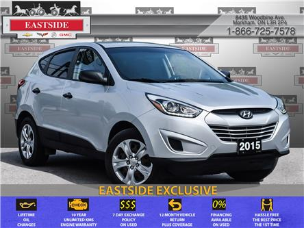 2015 Hyundai Tucson GL (Stk: 009710B) in Markham - Image 1 of 25