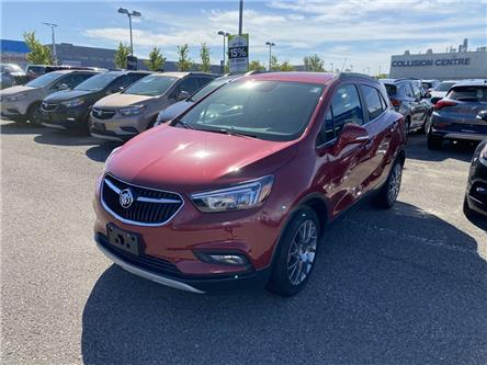 2019 Buick Encore Sport Touring (Stk: 194828) in Ajax - Image 1 of 21