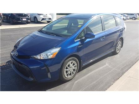 2015 Toyota Prius v Base (Stk: 912892) in Sarnia - Image 1 of 6