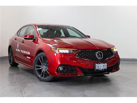 2020 Acura TLX Tech A-Spec (Stk: L801212COURTESY) in Brampton - Image 1 of 16