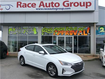 2020 Hyundai Elantra Preferred w/Sun & Safety Package (Stk: 17581) in Dartmouth - Image 1 of 14