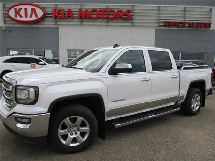 2017 GMC Sierra 1500 SLT (Stk: B4166) in Prince Albert - Image 1 of 21