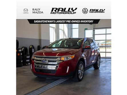 2013 Ford Edge SEL (Stk: V1262) in Prince Albert - Image 1 of 19