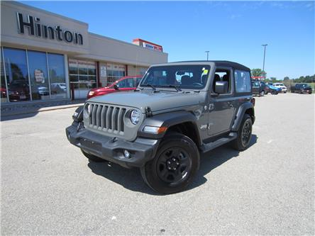2019 Jeep Wrangler Sport (Stk: 20113A) in Perth - Image 1 of 12