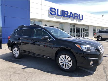 2016 Subaru Outback 2.5i Touring Package (Stk: P661) in Newmarket - Image 1 of 16