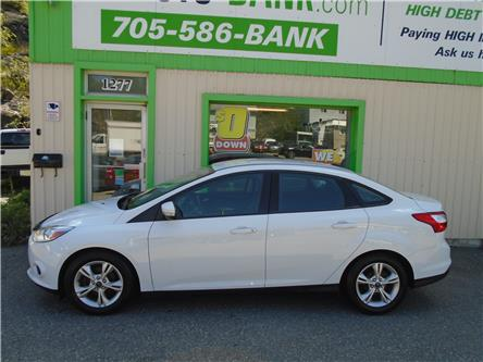 2014 Ford Focus SE (Stk: ) in Sudbury - Image 1 of 6