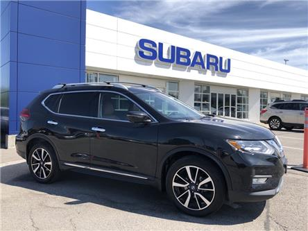 2017 Nissan Rogue SV (Stk: P649B) in Newmarket - Image 1 of 3