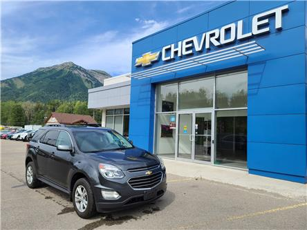 2017 Chevrolet Equinox 1LT (Stk: 38411L) in Fernie - Image 1 of 11