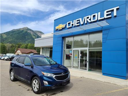2020 Chevrolet Equinox LT (Stk: L6109706) in Fernie - Image 1 of 11