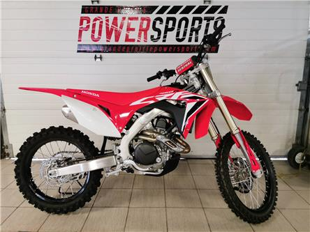 2020 Honda CRF450R COMPETITION (Stk: 20HD-061) in Grande Prairie - Image 1 of 3