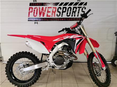 2020 Honda CRF450RX COMPETITION/CROSS COUNTRY (Stk: 20HD-125) in Grande Prairie - Image 1 of 3