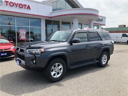 2018 Toyota 4Runner SR5 (Stk: 42204A) in Chatham - Image 1 of 13