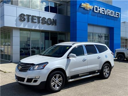 2017 Chevrolet Traverse 2LT (Stk: 20-244C) in Drayton Valley - Image 1 of 17