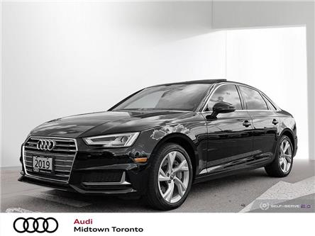 2019 Audi A4 45 Progressiv (Stk: P8150) in Toronto - Image 1 of 25