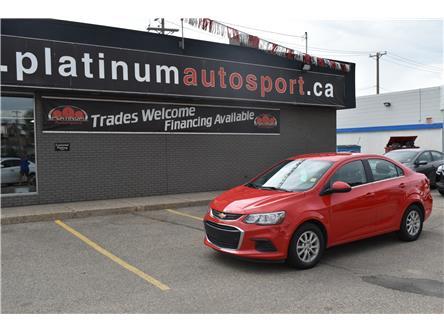 2017 Chevrolet Sonic LT Auto (Stk: PT666) in Saskatoon - Image 1 of 26