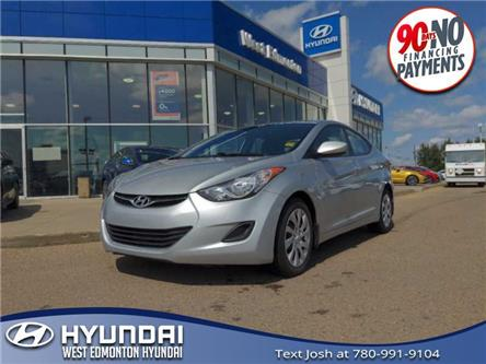 2013 Hyundai Elantra GL (Stk: 4684A) in Edmonton - Image 1 of 20