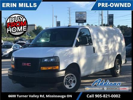 2019 GMC Savana 2500 Work Van (Stk: UM58800) in Mississauga - Image 1 of 7