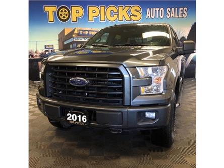 2016 Ford F-150 XLT (Stk: C94781) in NORTH BAY - Image 1 of 27