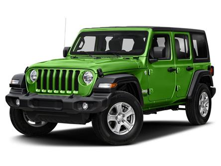 2020 Jeep Wrangler Unlimited Rubicon (Stk: LW348295) in Mississauga - Image 1 of 9