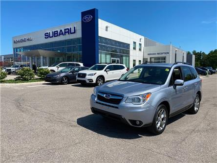 2016 Subaru Forester  (Stk: P03942) in RICHMOND HILL - Image 1 of 14