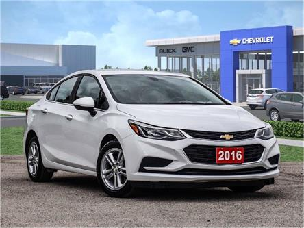 2016 Chevrolet Cruze LT Turbo (Stk: P6447) in Markham - Image 1 of 28