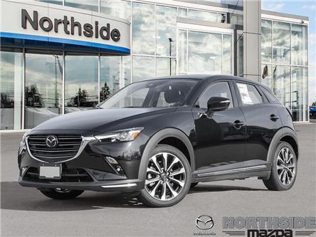2020 Mazda CX-3 GT (Stk: M20063) in Sault Ste. Marie - Image 1 of 11