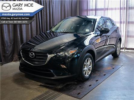 2019 Mazda CX-3 GS (Stk: MP9890) in Red Deer - Image 1 of 25