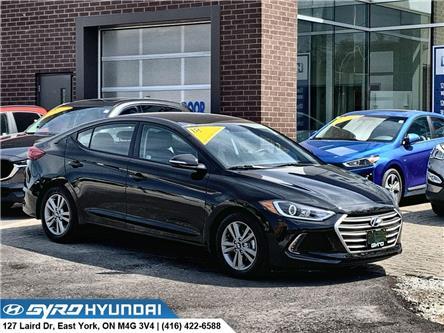 2018 Hyundai Elantra GL (Stk: H5913A) in Toronto - Image 1 of 28