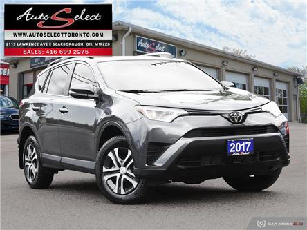 2017 Toyota RAV4 LE (Stk: 1TR72G1) in Scarborough - Image 1 of 28